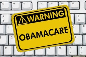 warning obamacare